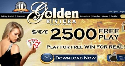 Golden Riviera Casino Mobile